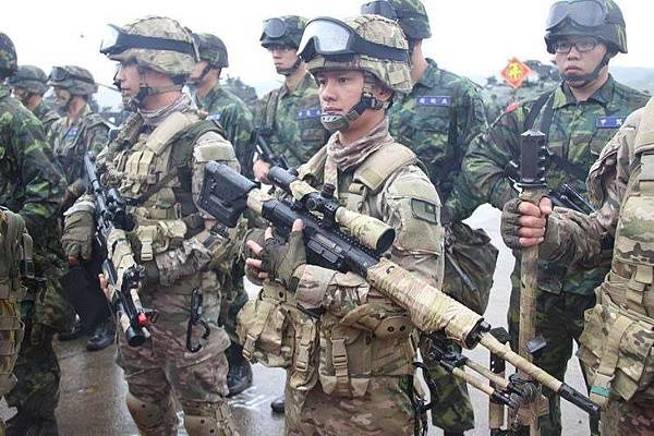 國軍狙擊手