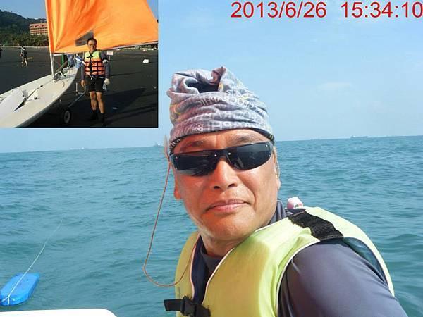 雷射型帆船