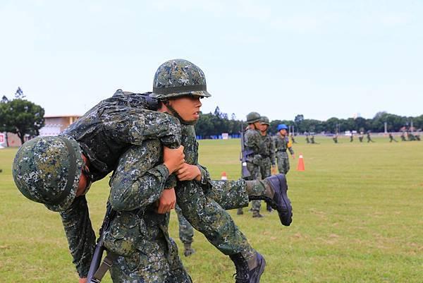 戰鬥體適能課程2