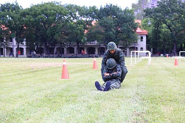 戰鬥體適能課程3