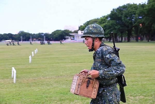 戰鬥體適能課程1