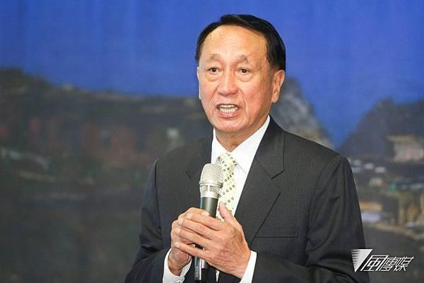 前國安會秘書長丁渝洲