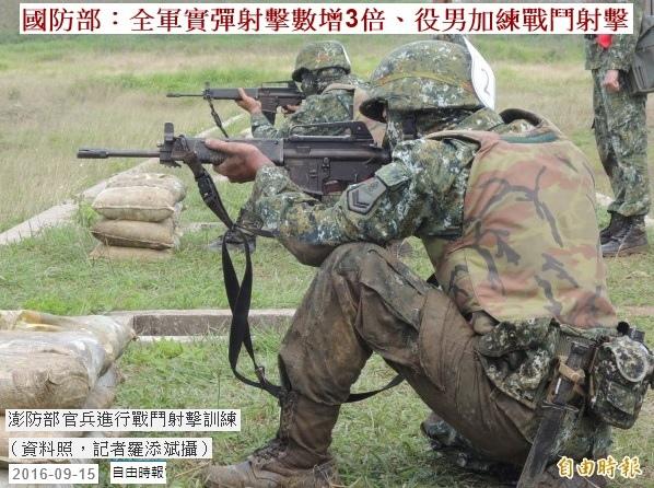戰鬥射擊訓練