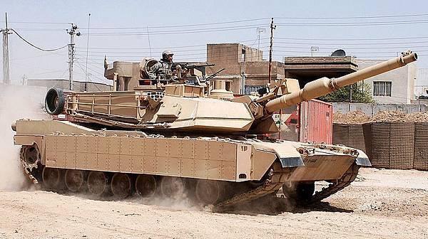 M1A2戰車