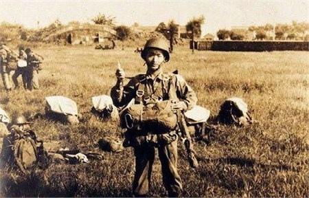 國軍參與越戰的訓練營