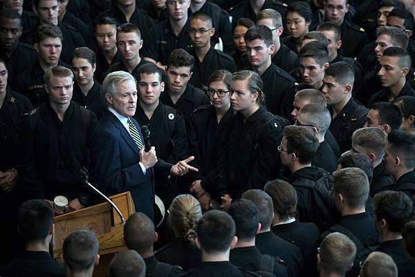 美國海軍部長