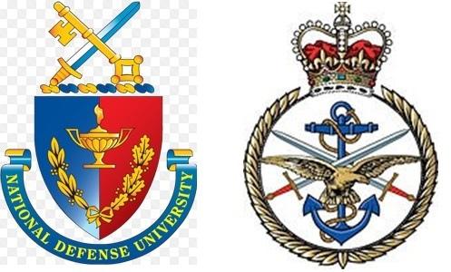 英美國防大學
