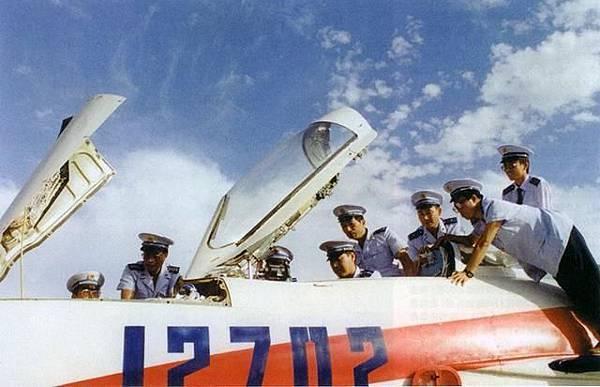 殲-7改無人機