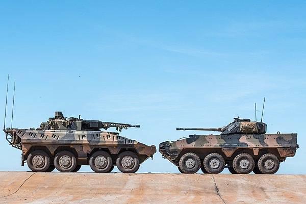 轻型装甲车