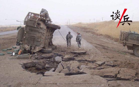 伊拉克美军