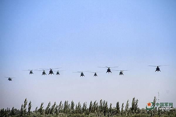 陆航飞行员