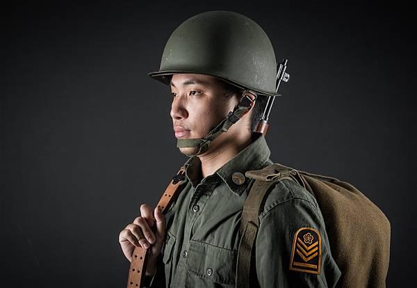 百年陸軍軍服