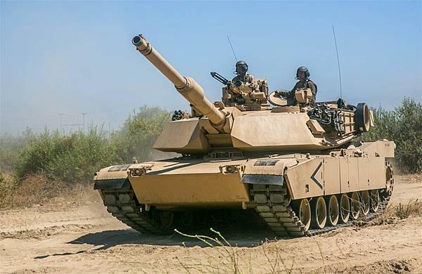 M1A1戰車