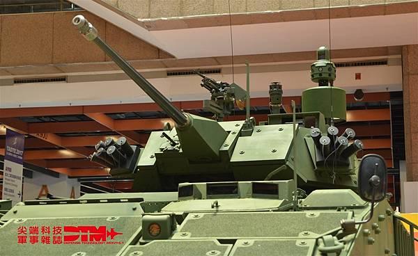 雲豹30公厘鏈砲車