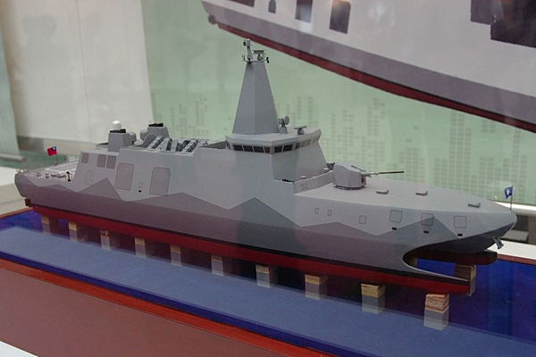 沱江級巡邏艦