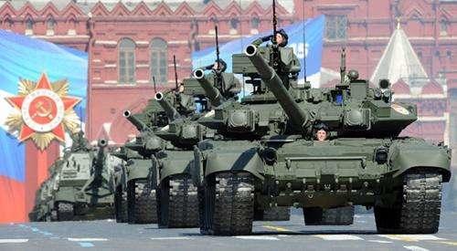俄羅斯坦克