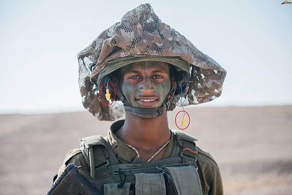 以色列步兵