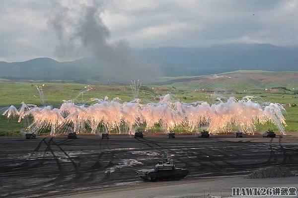 富士綜合火力演習