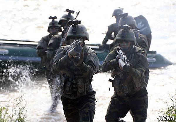 北韓特戰隊