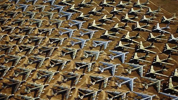 美國退役飛機