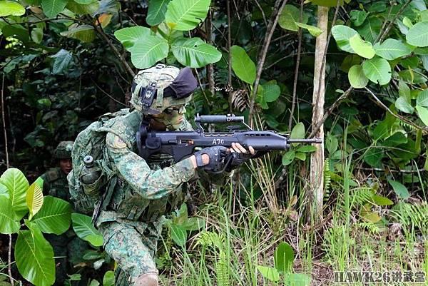 新加坡軍隊