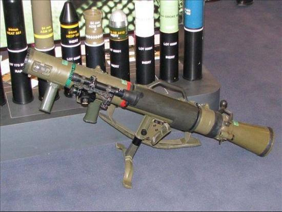 M3型火箭筒