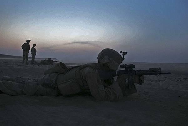 美軍陸戰隊