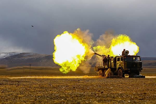 實彈射擊訓練