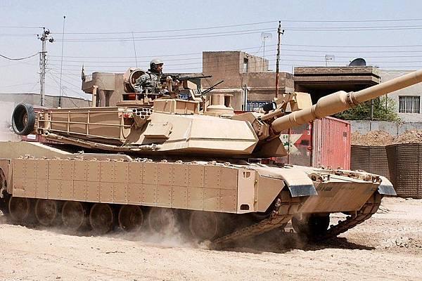 新式主力戰車