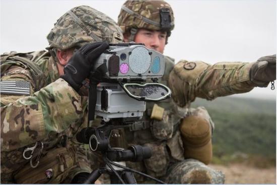聯合效力觀瞄系統