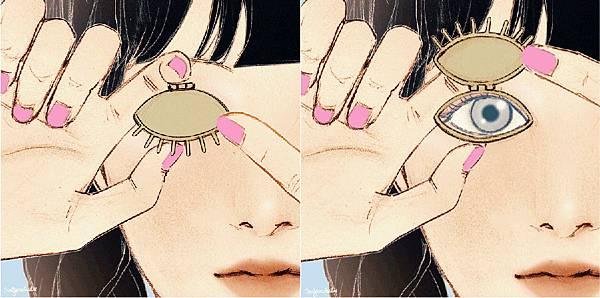 小直徑隱形眼鏡花色品牌推薦