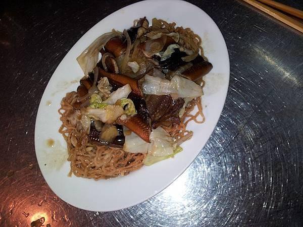 水仙宮-黃鱔魚意麵-1