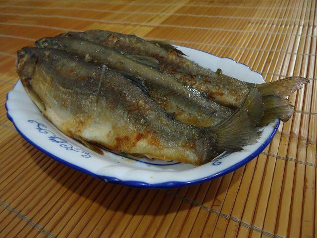 乾煎香魚-5