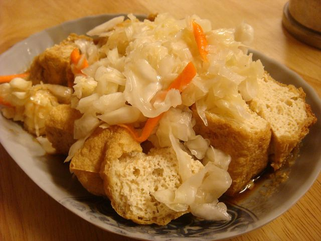 旗山-臭豆腐