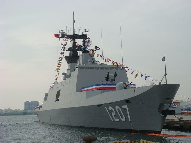 拉法葉-武昌軍艦