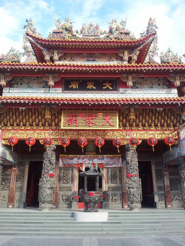 四草-大眾廟