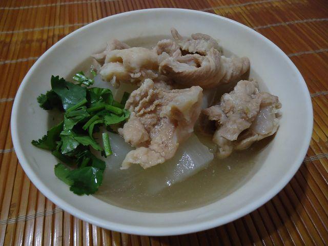 菜頭肉筋貢丸湯-7