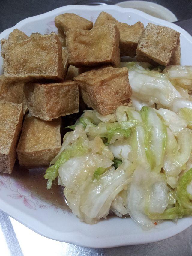 下林建安宮-武聖臭豆腐
