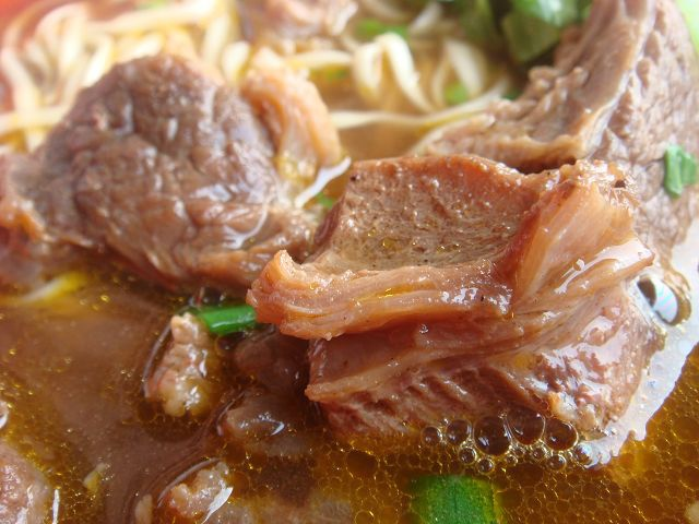 左記原汁牛肉麵-2