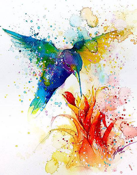 colorful-animal-watercolor-paintings-tilen-ti-9