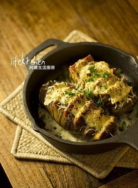 乳酪焗香草馬鈴薯16