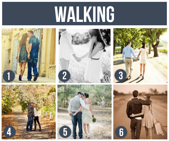 情侶寫真-步行
