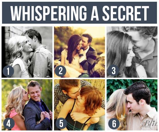 情侶寫真-說秘密