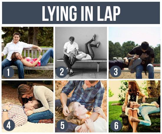 情侶寫真-膝枕