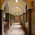 博物館一樓迴廊