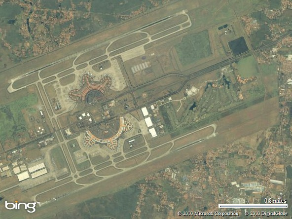 雅加達國際機場?