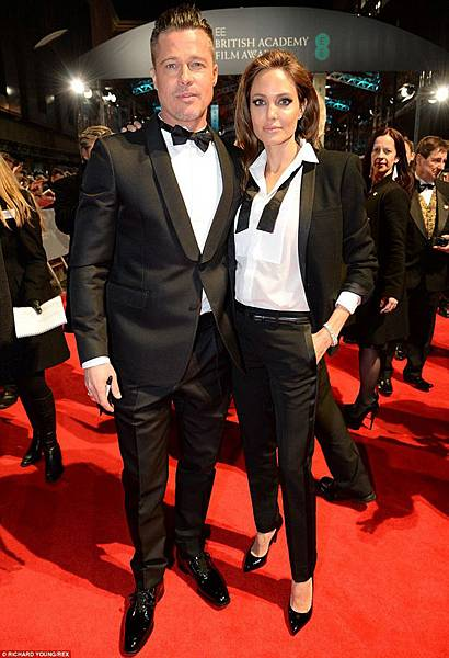 angelina-jolie-and-brad-pitt-twins-BAFTA-fashion