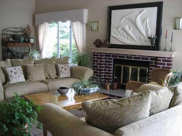 美美的客廳