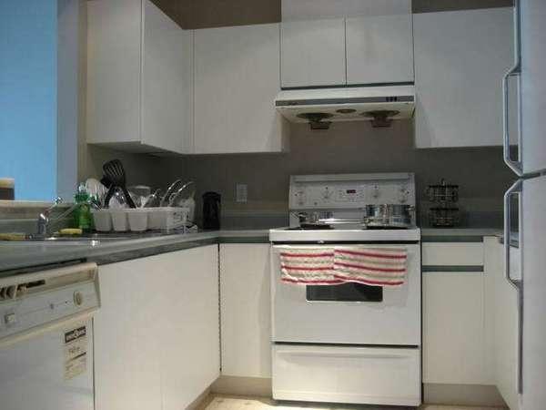 LAGUNA Apartment-廚房