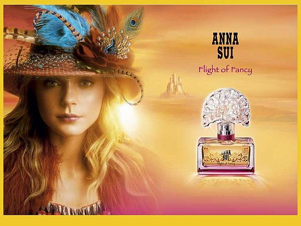 Anna Sui-Flight of Fancy ad